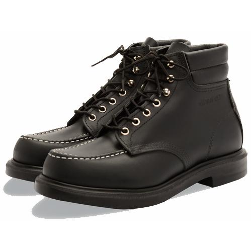 【今なら10%OFFクーポンが利用できます】RED WING レッドウィング 6 BOOT BLACK メンズ ブーツ 黒 ブラック 8133