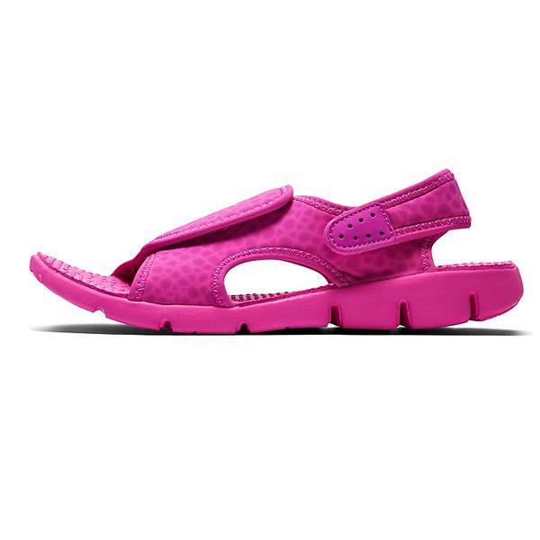 7c3cf7a2f5e0 2018 new work  kids  NIKE Sunray Adjust 4 Nike sun lei adjust 4 sandals  hyper Magenta