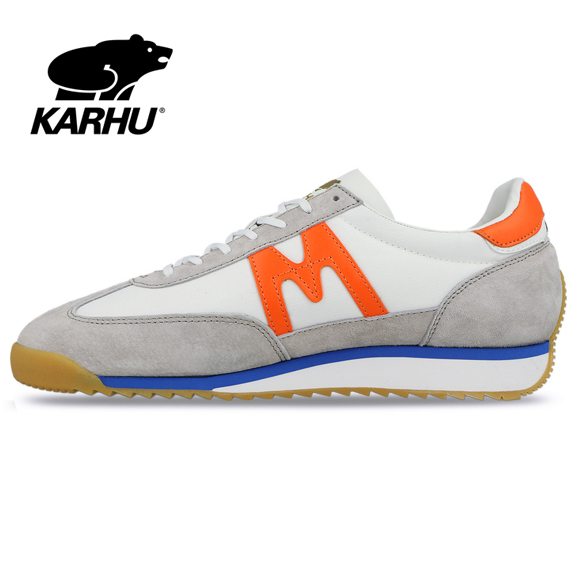 1de8bd1537a9b 2018 new product  Lady s  KARHU カルフ CHAMPIONAIR champion air sneakers  WHITE FLAME