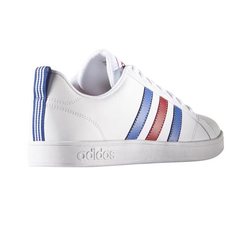 on sale ad8ac 34efa ...  men Lady s  2 adidas NEO VALSTRIPES2 Adidas neo-BALS tripes white    blue