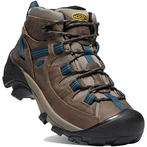 fc3f4d91a52  men  KEEN Kean Targhee II mid waterproofing hiking shoes trekking shoes  boots