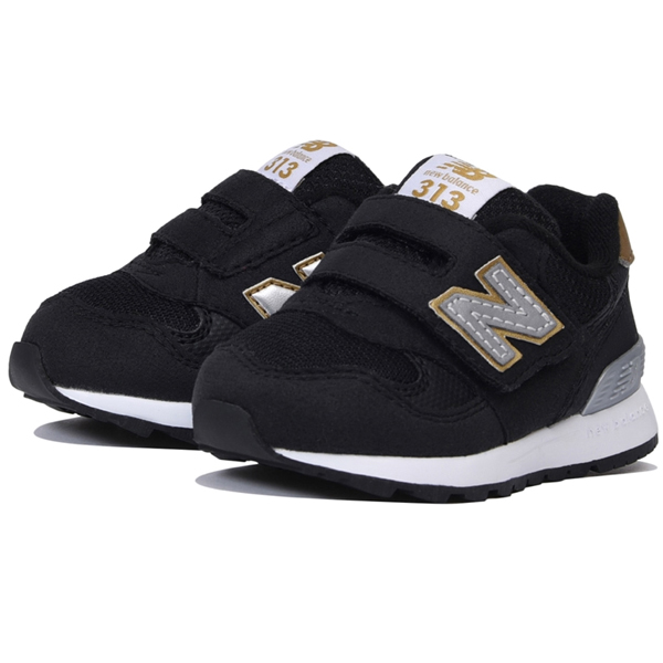 707e038814 [kids] newbalance New Balance baby shoes child shoes black