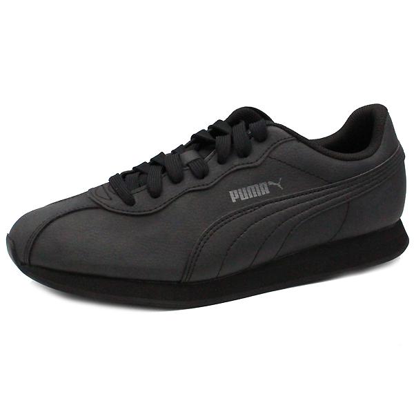 d74b23ed118 satoshoes: [men] PUMA Puma Turin 2 sneakers Puma black 366962 ...