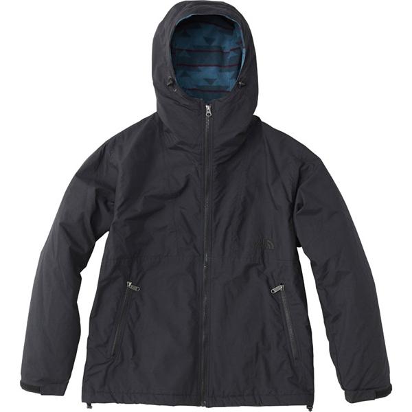 【今なら10%OFFクーポンが利用できます】[メンズ] THE NORTH FACE ザ・ノースフェイス コンパクトノマドジャケット Compact Nomad Jacket ブラック NP71633-KK