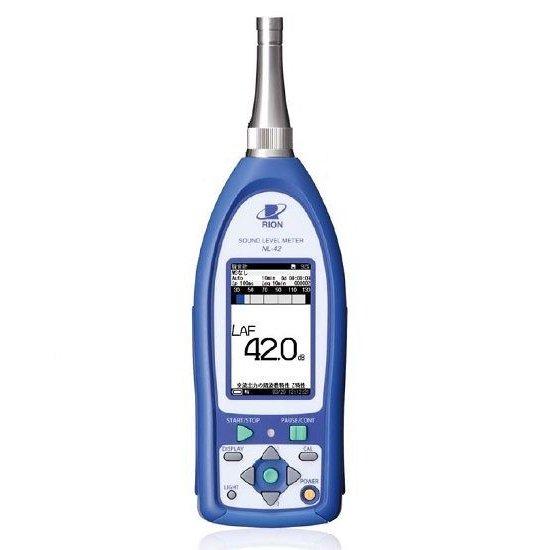 特別セーフ リオン普通騒音計 NL-42 新型式承認 第TS163号(検定なし), SQUAT USED CLOTHING STORE 39a93150