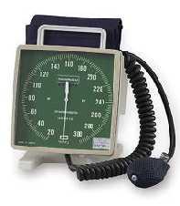 〔ケンツメディコ〕大型アネロイド血圧計 No.543