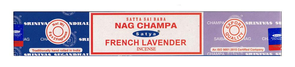 サイババナグチャンパのメーカーからCOMBO 即出荷 SERIES 新登場 お香 フレンチラベンダー インド香 全商品オープニング価格 サイババナグチャンパ COMBO