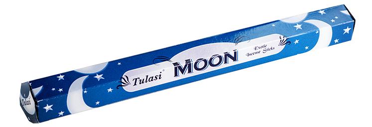 上品な香りが特徴 お香 舗 Tulasiムーン Tulasi Hexa トゥラシムーン Moon 5%OFF インド香