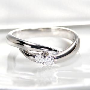 Pt900 0.12ct ダイアモンド ウエーブ リング指輪 リング プラチナ ダイヤモンド 0.1ct リング ダイア ダイヤ リング ツイン 送料無料 刻印無料 品質保証書 プレゼント ギフト 代引手数料無料