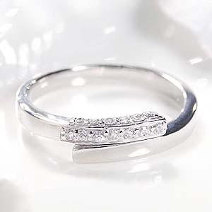 ファッション ジュエリー アクセサリー レディース 指輪 リング プラチナ ダイヤモンド リング ダイア ダイアモンド ダイヤ リング 送料無料 刻印無料 品質保証書 ギフト プレゼント 4月誕生石 新商品 代引手数料無料 *