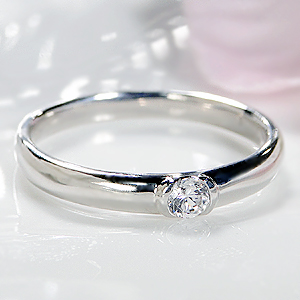 ファッション ジュエリー アクセサリー レディース 指輪 リング プラチナ Pt900 ダイヤモンド リング ダイヤ リング 一粒 ひと粒 送料無料 刻印無料 品質保証書 ギフト プレゼント 4月誕生石 新商品 代引手数料無料 ホワイトデー