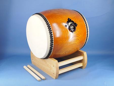 太鼓 (長胴太鼓)8寸 ケヤキ製