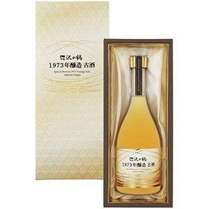 日本酒 ギフト 長期熟成酒 1973年醸造 古酒 720ml プレゼント
