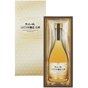 お中元 ギフト 日本酒 長期熟成酒 1973年醸造 古酒 720ml