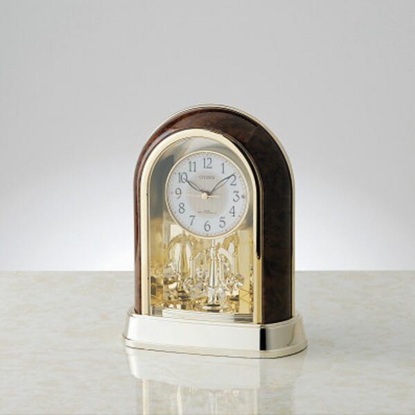 シチズン 電波置時計 4RY656‐023 【のし包装可】【_