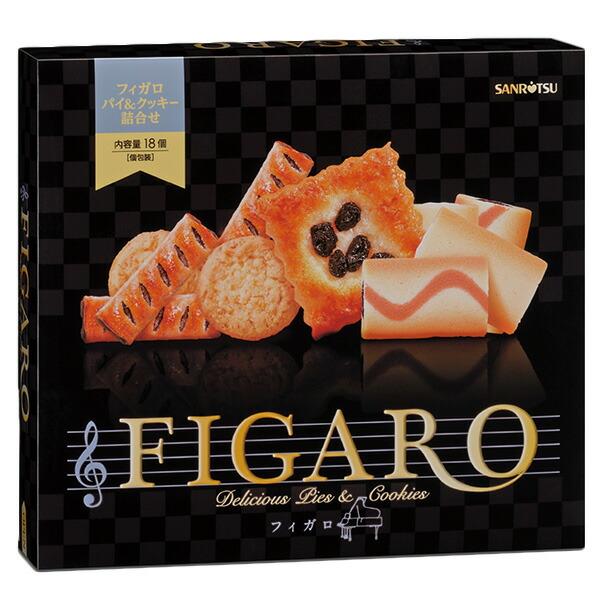 日本最大級の品揃え 4901830416824 三立製菓 フィガロ Figaro ギフト 出産内祝い 引出物 結婚内祝い ブライダルギフト 注目ブランド お返し スイーツ サンリツ 洋菓子 _ のし包装可 ご挨拶 満中陰志 18個 快気祝い