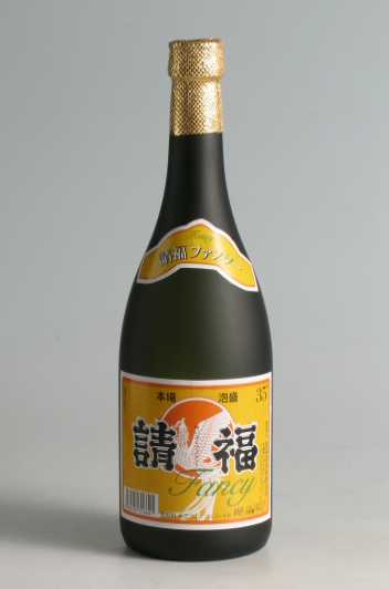 泡盛古酒 請福ファンシー 35度 720ml×12本【ケース販売】【請福酒造】【送料無料】