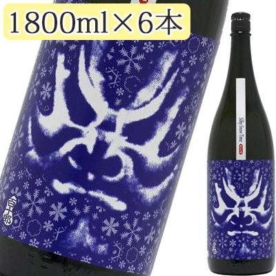 シルキースノータイム 百十郎 純米吟醸 雪化粧 1800ml×6本セット【季節限定】【冬冷や酒】【粉雪のようになめらかな日本酒】