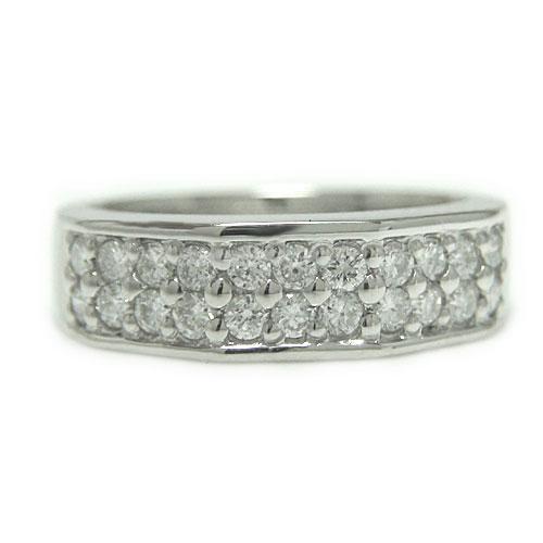 K18ホワイト/ピンク/イエローゴールド リング ダイヤモンド エンゲージ マリッジ 指輪 記念日 誕生石