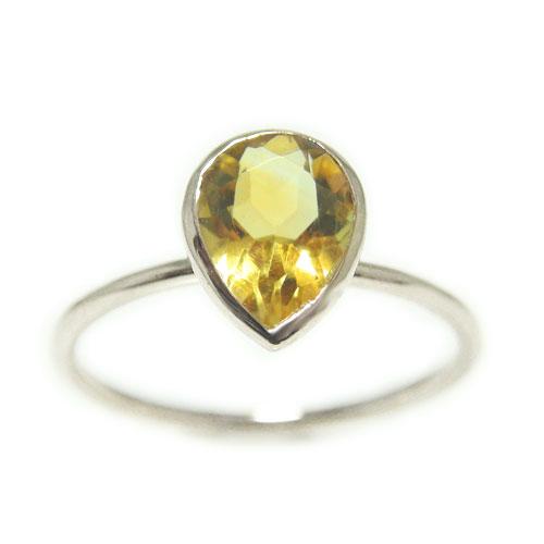 プラチナPT900 リング 選べる天然石 指輪 華奢 シンプル かわいい ピンキー 誕生石 ブルートパーズ アメジスト ペリドット ガーネット シトリントパーズ
