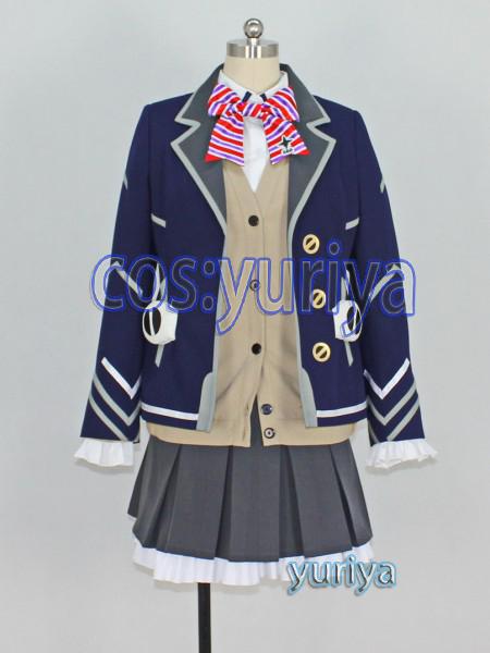 PSO2 ファンタシースターオンライン2 アークスブレザーF★コスプレ衣装