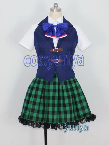 うたの☆プリンスさまっ♪早乙女学園 七海春歌 夏服★コスプレ衣装