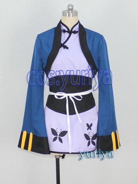 黒執事 藍猫 らんまお(Ver.2)★コスプレ衣装