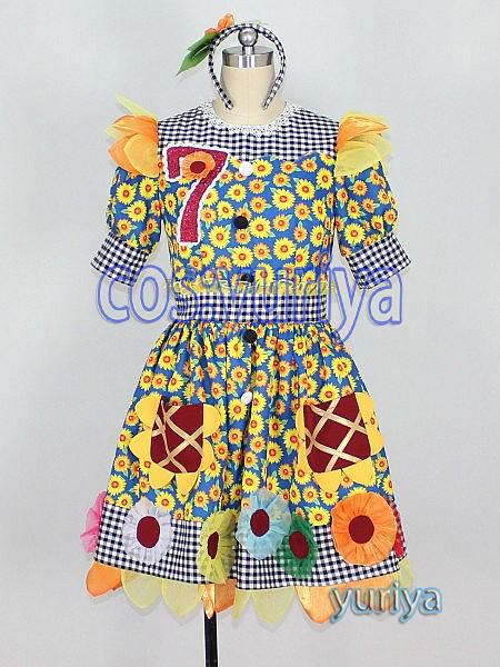 私立恵比寿中学 夏だぜジョニ- 星名美怜(ほしなみれい)★コスプレ衣装