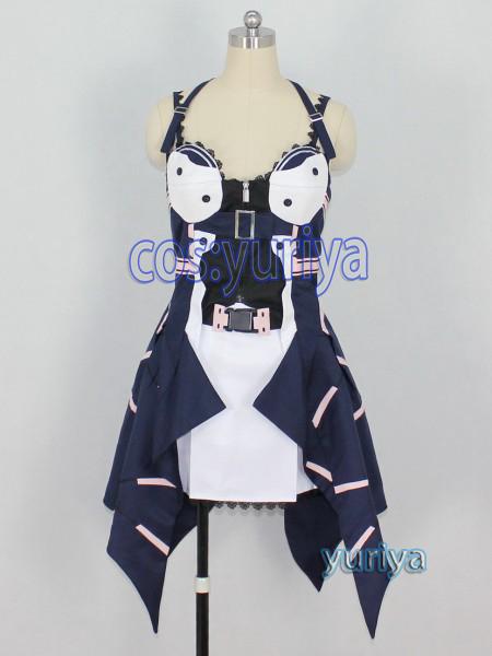 ファンタシースターオンライン2 ハートブレイカー夜★コスプレ衣装