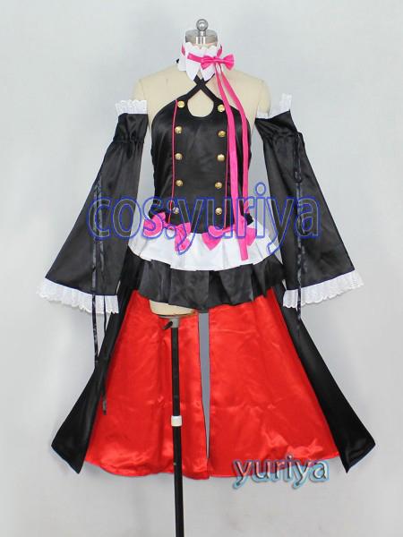 【25%OFF】 終わりのセラフ★クルル・ツェペシ★コスプレ衣装, ロングライフストア d7c8790e
