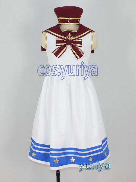 東京ディズニーシー(TDS)シェリーメイの2012セーラー服★コスプレ衣装