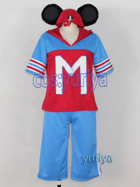 東京ディズニーシー(TDS)ランド クール・ザ・ヒート 2008 ミッキー★コスプレ衣装