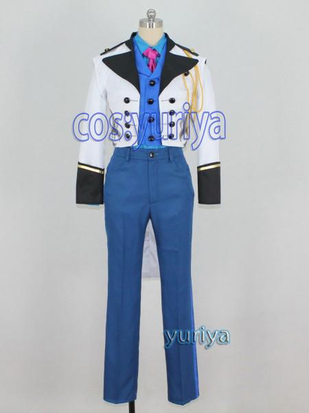 ディズニーアナと雪の女王Frozenハンス王子様★コスプレ衣装