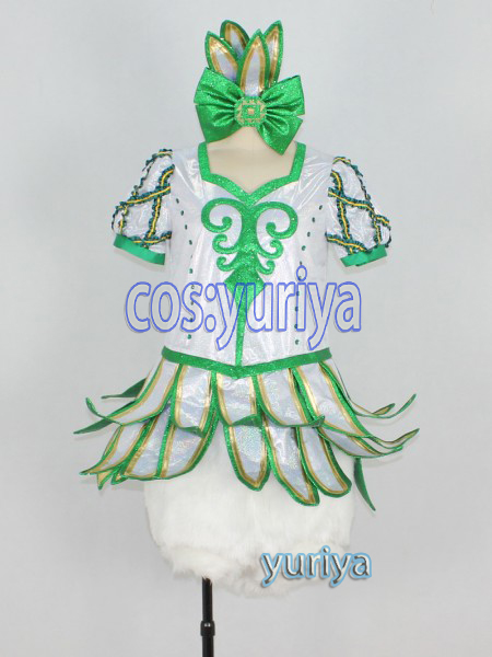 東京ディズニーシー ディズニー・サマーフェスティバル2015 デイジ-★コスプレ衣装