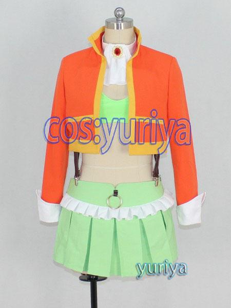 VOCALOID(ボーカロイド)GUMI (ぐみ) V3★コスプレ衣装