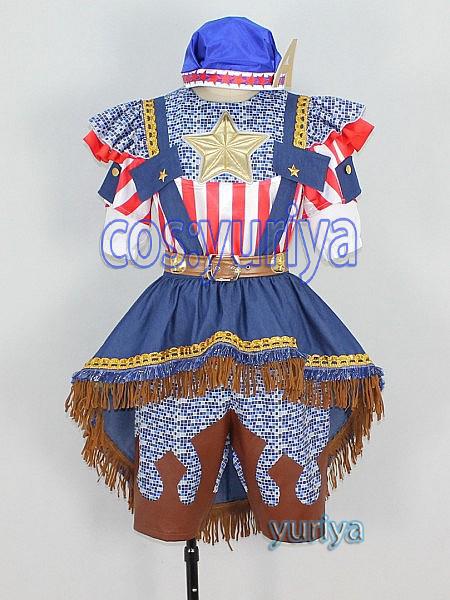 私立恵比寿中学 エビ中 穴空(アナーキー)安本彩花★コスプレ衣装