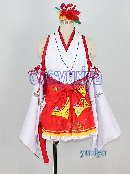 アイドルマスター シンデレラガールズ★輿水幸子(こしみずさちこ)★コスプレ衣装