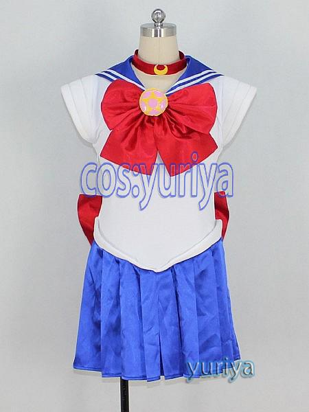 美少女戦士セーラームーン★月野うさぎ★コスプレ衣装