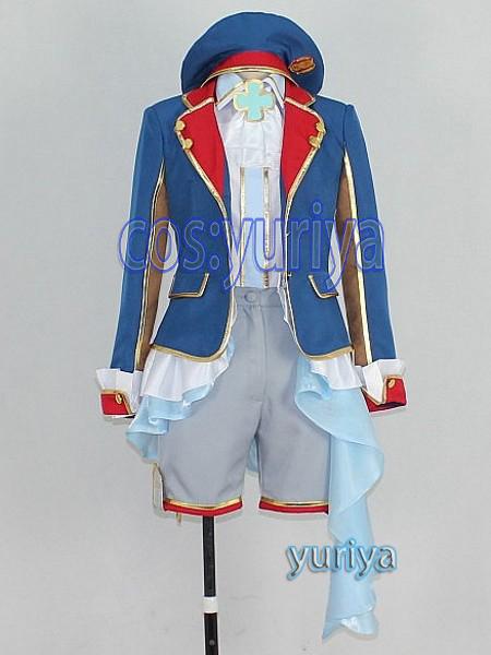 白猫プロジェクト ヨシュア・ラーナー ★茶熊学園 制服★コスプレ衣装