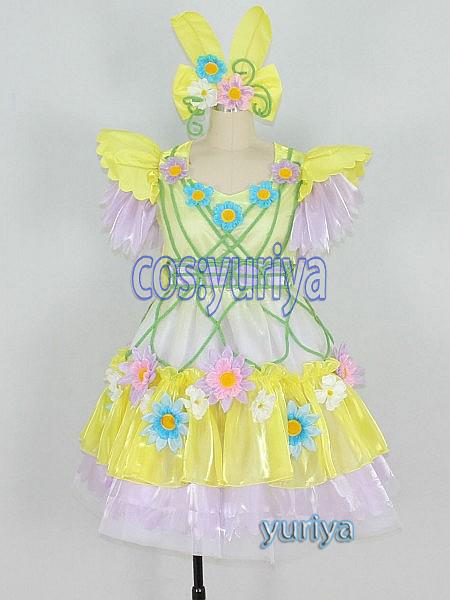 ディズニーランドのヒッピティホッピティスプリングタイム2015のミニー、ベリーちゃん★コスプレ衣装