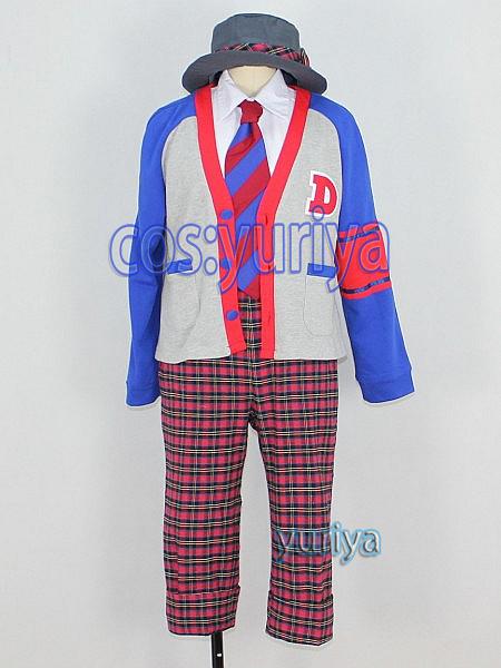 ディズニー キャナリークロージング2015 ダッフィー★コスプレ衣装
