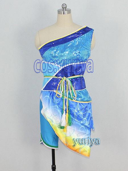東京ディズニーランド ディズニー夏祭り2015 雅涼群舞(がりょうぐんぶ)★コスプレ衣装