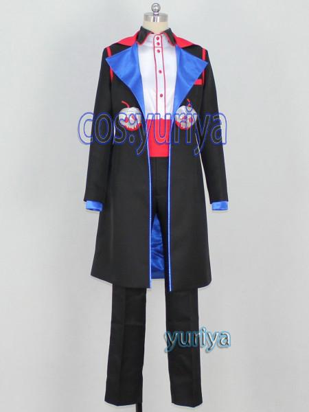 東京ディズニーリゾート 白雪姫のヴィランズ「ウィックド・クイーン」の手下 アップルポイズン★コスプレ衣装