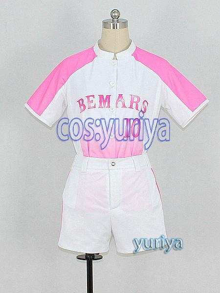 乃木坂46 初森べマーズ 野球ユニフォーム★コスプレ衣装