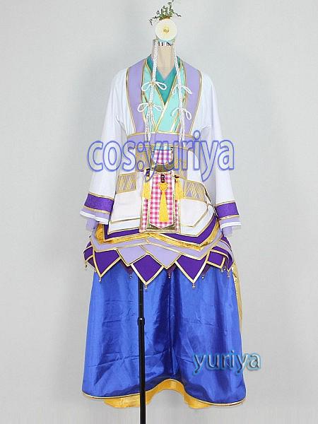 無双OROCHO2 Ultimate 仙女 かぐや 輝夜 豪華版★コスプレ衣装