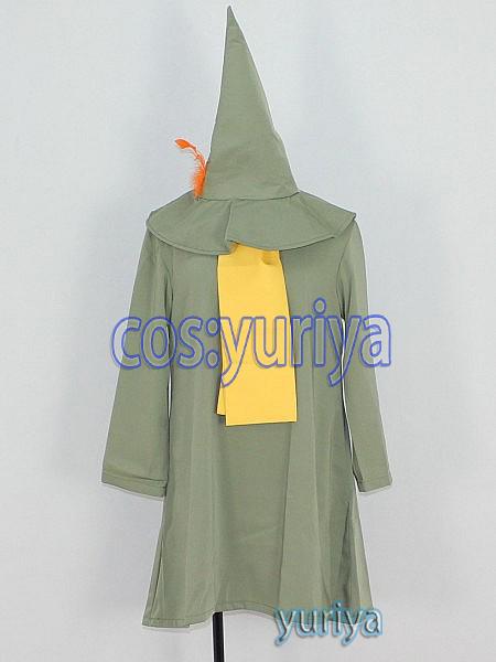 ムーミン Moomin スナフキン ★コスプレ衣装