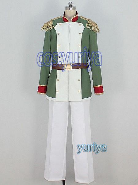 軍靴のバルツァー (ぐんかのばるつぁー) アウグスト第2王子★コスプレ衣装