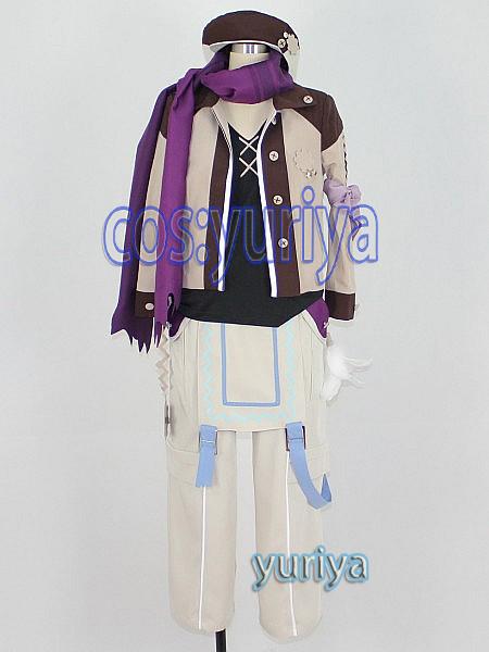 メルクストーリア - 癒術士と鈴のしらべ 鉱麓の守護者 トーリス★コスプレ衣装