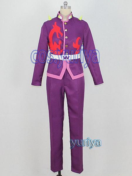 ベイブレードバースト 小紫ワキヤ (こむらさきわきや)★コスプレ衣装