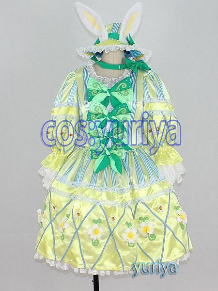 東京ディズニーのヒッピティ・ホッピティ・スプリングタイムのダンサー(黄色)★コスプレ衣装